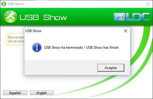 تحميل برنامج USB Show إظهار الملفات المخفية من الفلاشات اخر اصدار 1