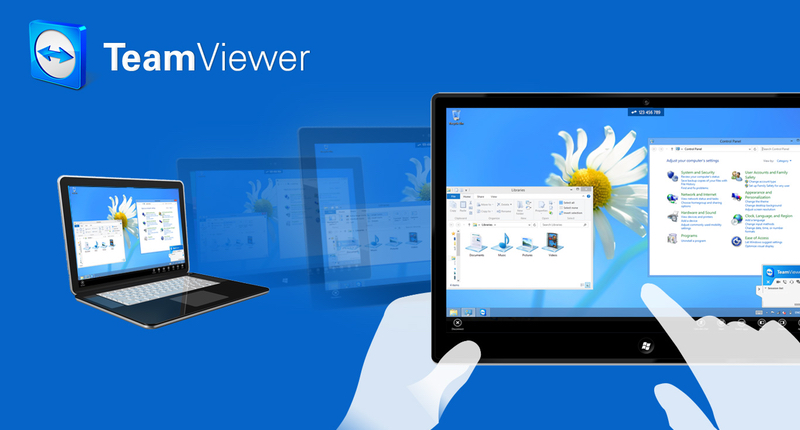 تحميل برنامج تيم فيور Team Viewer للكمبيوتر اصدار 2017 التحديث الاخير 13Team Viewer تحميل برابط مباشر 2
