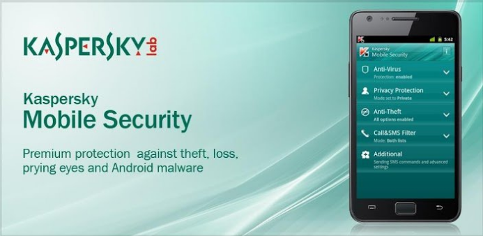 تحميل برنامج كاسبر سكايKaspersky Anti Virus للاندرويد اصدار 2017 التحديث الاخير تحميل برابط مباشر 1