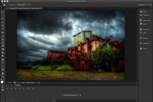 تحميل برنامج photo shop cs6 للكمبيوتر برابط مباشر