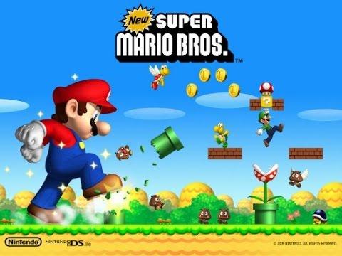 تحميل لعبة ماريو للكمبيوتر برابط مباشر 1