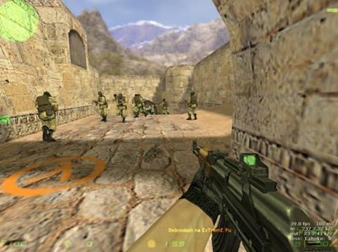 تحميل لعبة كونترا سترايك برابط مباشر للكمبيوتر
