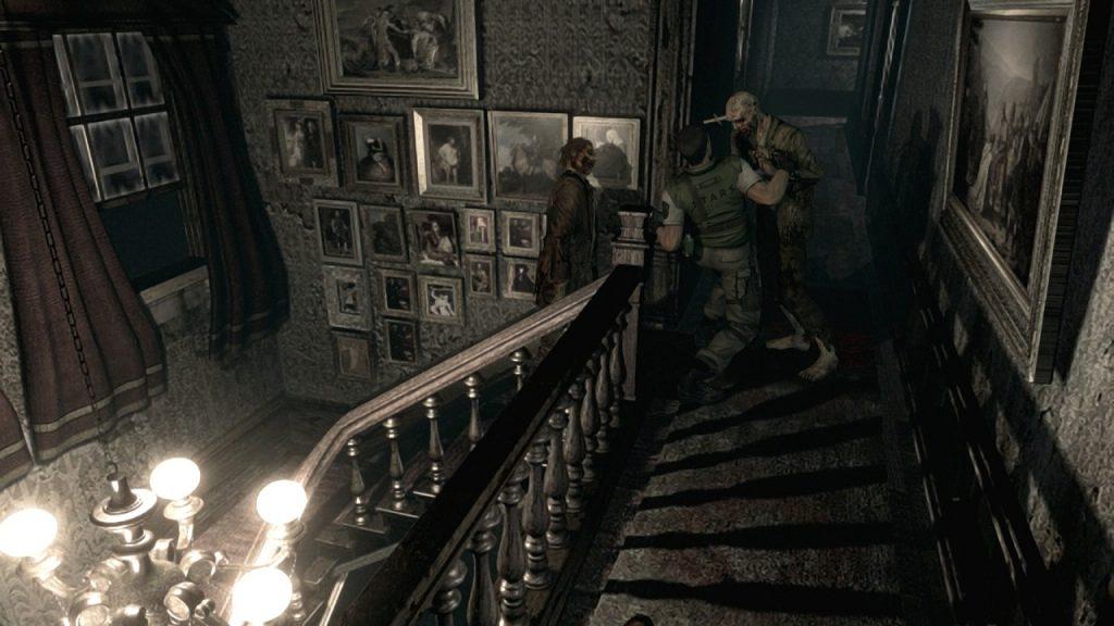 تحميل لعبة رزذنت ايفل 4 Resident Evil