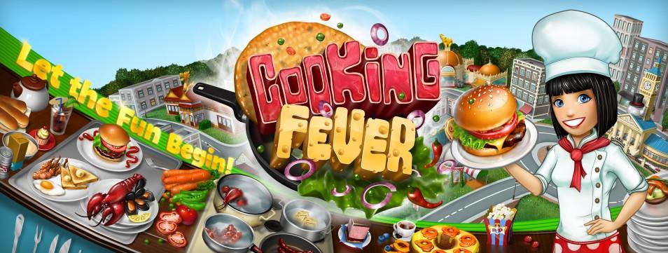 تحميل لعبة حمى الطهي أحدث إصدار