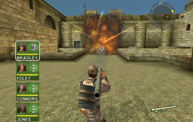 تحميل لعبة عاصفة الصحراء Conflict Desert Storm برابط مباشر