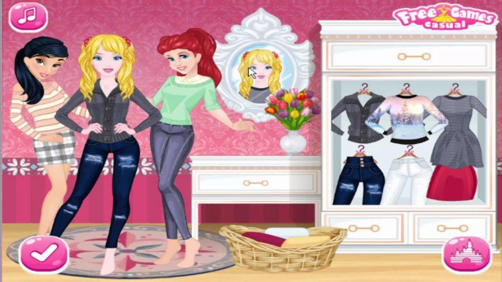 تحميل لعبة تلبيس بنات أحدث إصدار