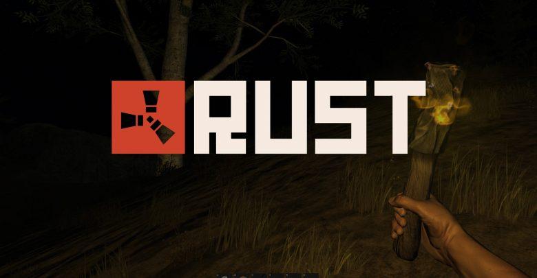 لعبة رست Rust