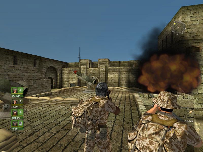 تحميل لعبة عاصفة الصحراء أحدث إصدار