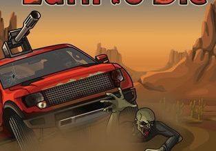 تحميل لعبة سيارات زومبي earn to die 1 أحدث إصدار