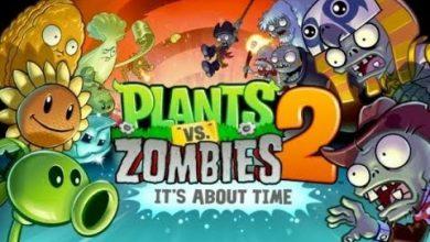 تحميل لعبة زومبي ضد النباتات 2