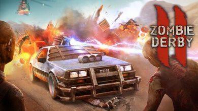 تحميل لعبة سيارات زومبي zombie derby أحدث إصدار