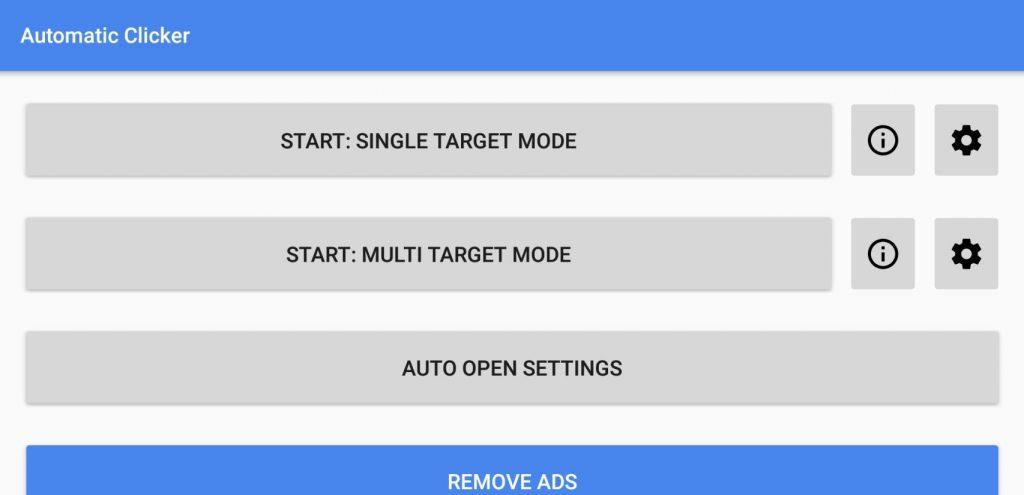 شرح برنامج automatic clicker
