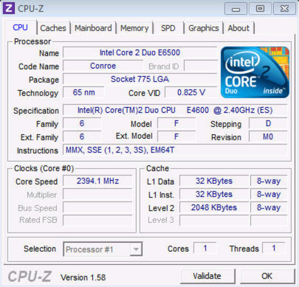 تحميل برنامج cpu-z برابط مباشر ميديا فاير