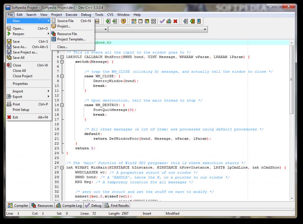 تحميل برنامج c++ أحدث إصدار برابط مباشر