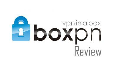 boxpn vpn in a box