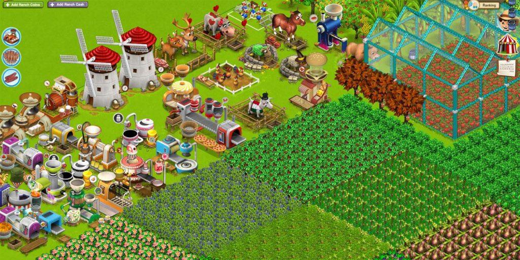 تحميل لعبة family farm أحدث إصدار