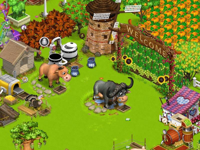 تحميل لعبة family farm