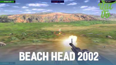 تحميل لعبة حرب الشاطئ beach head برابط مباشر