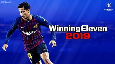 تحميل لعبة winning eleven 2019 برابط مباشر