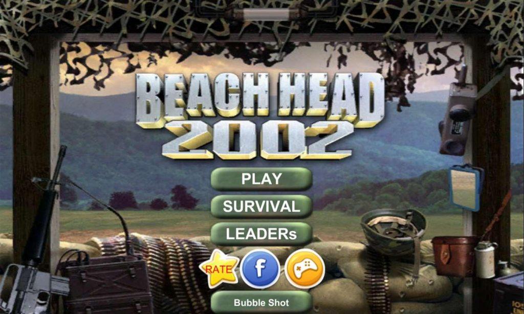 شرح لعبة حرب الشاطئ