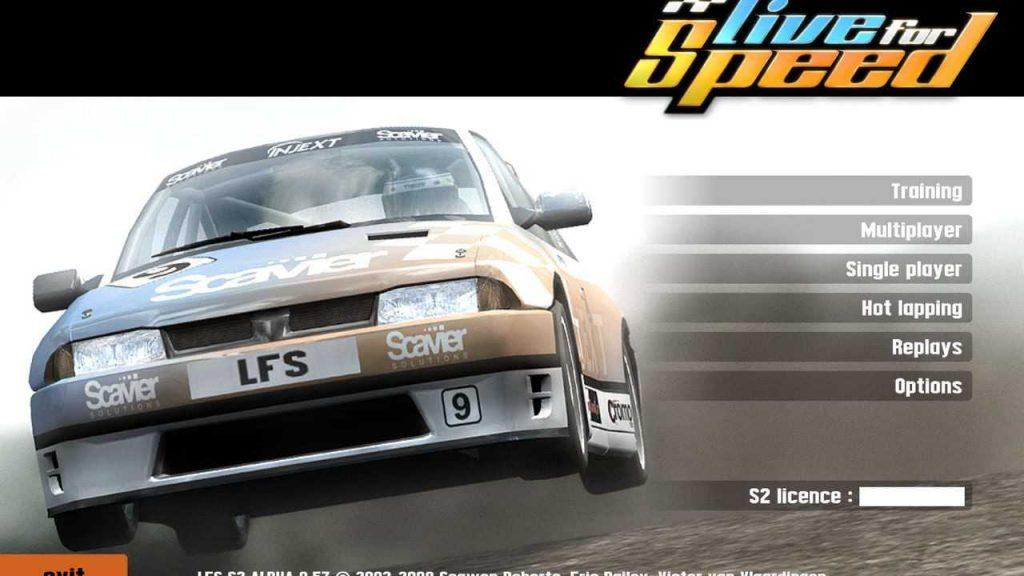 تحميل لعبة لايف فور سبيد Live for Speed أحدث إصدار