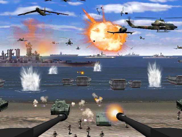 تحميل لعبة حرب الشاطئ برابط مباشر ميديا فاير